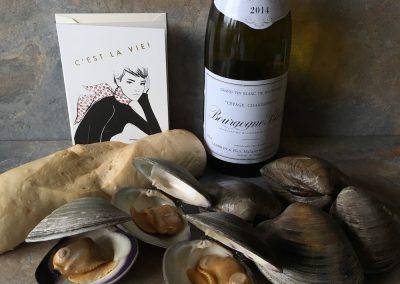 Burgundy - C'est la vie