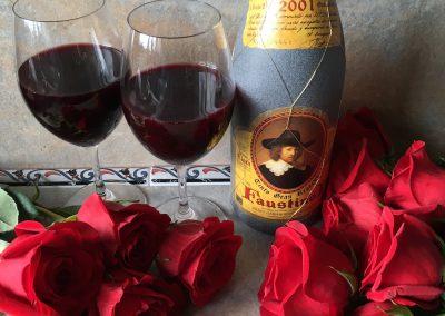 Faustino roses
