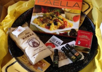 Paris Madrid Grocery - Paella Kit