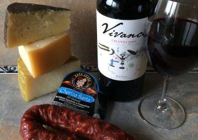 Sarta Chorizo & Cheese