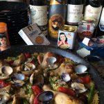 Paella & 2001 Wines