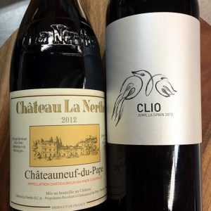 La Nerth and Clio Wines