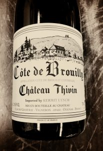 Chateau Thivin