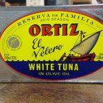 Ortiz preserved white tuna