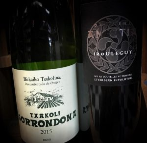 Basque Wines