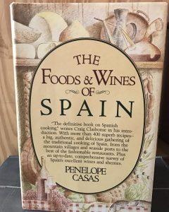 Cookbook by Penelope Casas