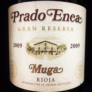 Prado Enea Muga 2009