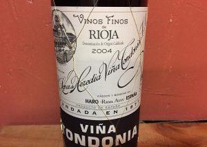 Vina Tondonia 2004