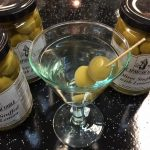 TST Lemon Stuffed Olives