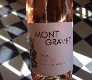 Mont Gravet Rose 2016