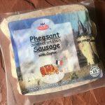 Chateau Royal Pheasant Sausage
