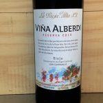 Vina Alberdi Rioja Reserva 2010