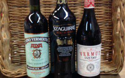 Thursday Vermouth Tasting, 3-6 pm