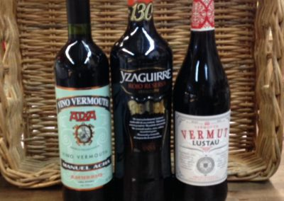 parismadridgrocery_Spanish vermouths