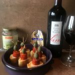 Finca San Martin Rioja and tapas