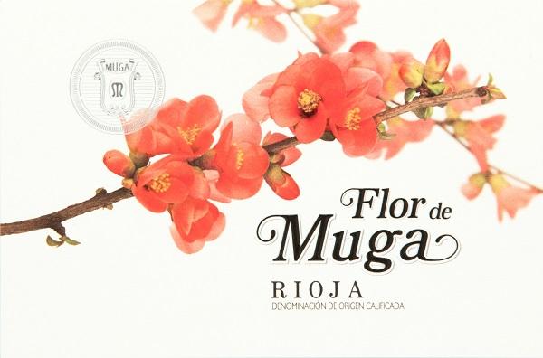 Flor de Muga Label