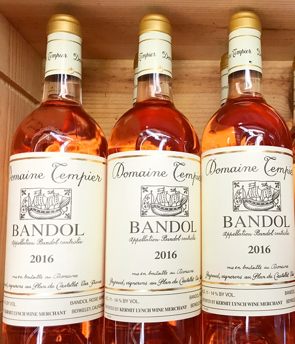 Tempier Bandol Rosé