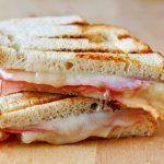 Jambon de Bayonne Sandwich