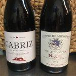 Wines - Cabriz Seleccionada & Cru Beaujolais