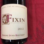 Fixin Bourgogne