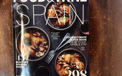 Open Labor Day, Food & Wine's Fantastic Spanish Products