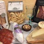 Paris Madrid Grocery Picnic