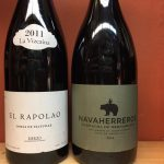 El Rapoloa and Bernabeleva Spanish red wines