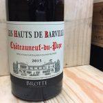 Brotte Les Hauts de Barville Chateauneuf-du-Pape