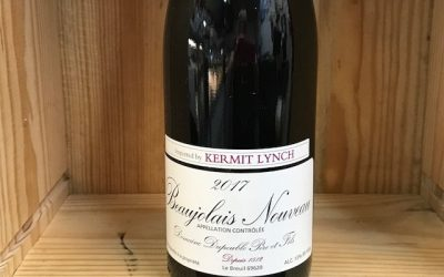 Beaujolais Nouveau and more for Thanksgiving