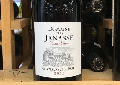 Janasse Chateauneuf-du-Pape
