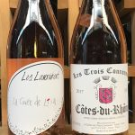 Lauribert, tres couronnes rose
