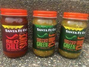santa fe ole chile sauces