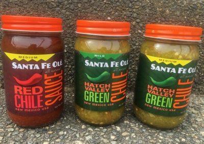 parismadridgrocery_santa fe ole chile sauces