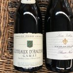 Gamay and Pinot Noir