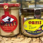 Ortiz tuna in jar