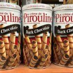 Pirouline wafers