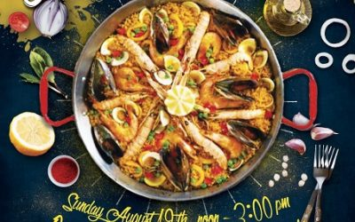 Paella contest, Mini cheeses, RIP Joel Robuchon