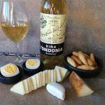 vina tondonia white queso