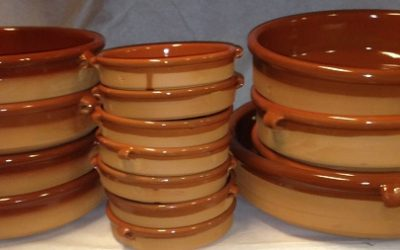 Wine Tasting Saturday Sept 15, Clay Cookware Arrives
