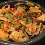 Christmas Mussels