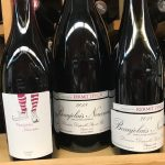 Beaujolais Nouveau Dupueble and Buillat