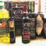 Pons olive oils
