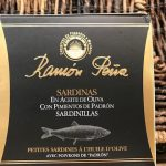 Ramon Pena Sardinillas with Padron Peppers
