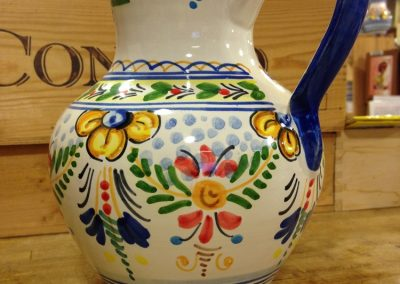 parismadridgrocery_ceramic pitcher