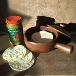 Frying Pan Santa Fe Ole tortillas