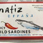 Matiz spicy sardines