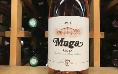 Muga Rose 2018, Maria cookies, Ybarra EVOO in 3 liter tins & more arrive!