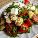 Coco Bean Salad