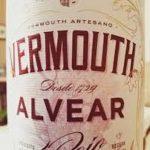 Alvear vermouth rojo
