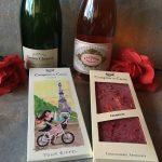 Champagne & chocolate Valentines